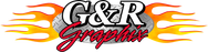 G and R Graphix Logo